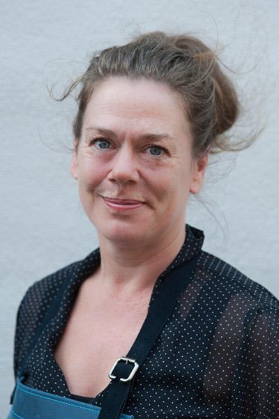 Evelien Spoelder - gastvrouw